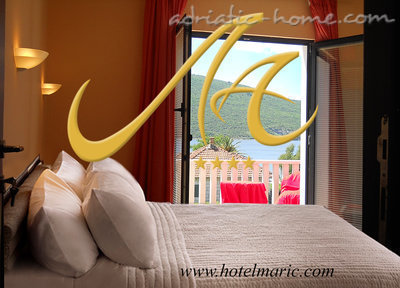 Apartments Hotel Maric Beach, Herceg Novi, Montenegro - photo 11