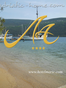 Apartments Hotel Maric Beach, Herceg Novi, Montenegro - photo 3