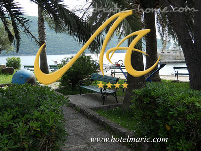 Apartments Hotel Maric Beach, Herceg Novi, Montenegro - photo 5