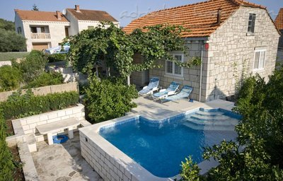 Appartementen GREEN GARDEN APARTMENT 1, Korčula, Kroatië - foto 1