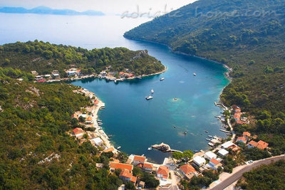 Apartments Frane House, Mljet, Croatia - photo 1