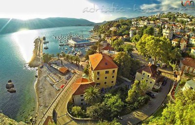 Appartementen Modern sea view apartment in Herceg Novi, Herceg Novi, Montenegro - foto 1