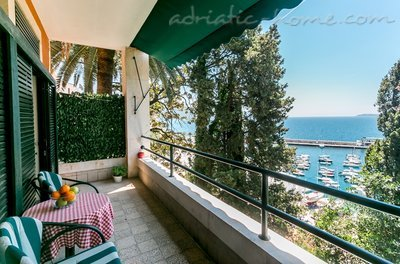 Appartementen Modern sea view apartment in Herceg Novi, Herceg Novi, Montenegro - foto 11