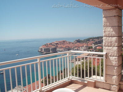 Appartementen Apartment Karmen with balcony, Dubrovnik, Kroatië - foto 1