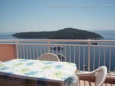 Appartementen Apartment Karmen with balcony, Dubrovnik, Kroatië - foto 3