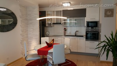 Leiligheter Luxury apartment + parking, Split, Kroatia - bilde 1