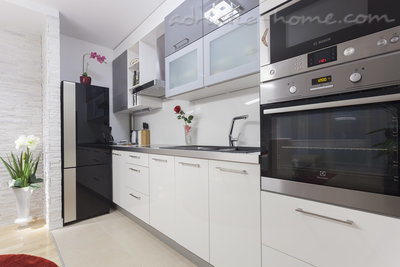 Apartmány Luxury apartment + parking, Split, Chorvátsko - fotografie 7