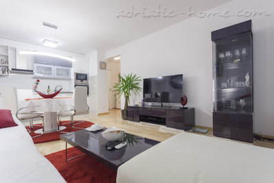 Apartmány Luxury apartment + parking, Split, Chorvátsko - fotografie 1