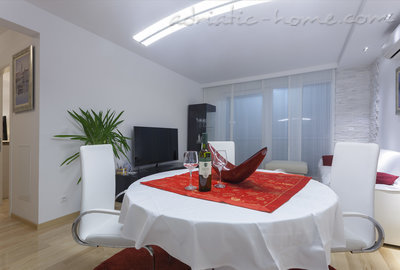 Apartmány Luxury apartment + parking, Split, Chorvátsko - fotografie 5