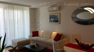 Apartmány Luxury apartment + parking, Split, Chorvátsko - fotografie 6