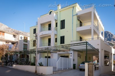 Studio appartement Villa Podgorka Studio Apartment 5, Podgora, Kroatië - foto 8