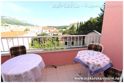 Apartments 2-4 person beach 100m, Makarska, Croatia - photo 4