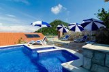 Leiligheter Adriatic-house with seaview pool, Mljet, Kroatia
