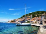 Apartment Seafront apartment with amazing sea view , Vis, Croatia