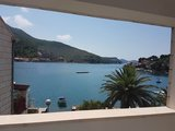 Studioleilighet Lovely sea view studio apartment, Zaton (Dubrovnik), Kroatia